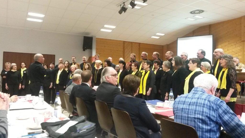 Gemischter Chor Fohren-Linden