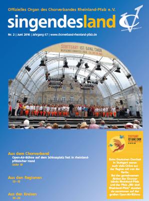 Titelbild der SiLa-Ausgabe Juni 2016
