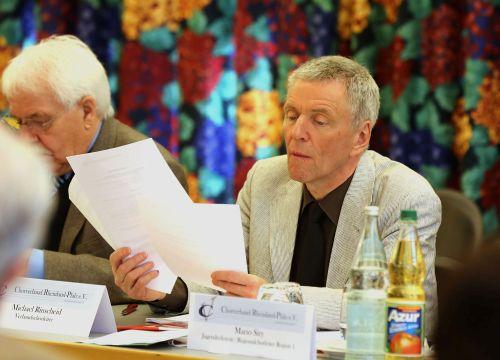 Verbandschorleiter Michael Rinscheid