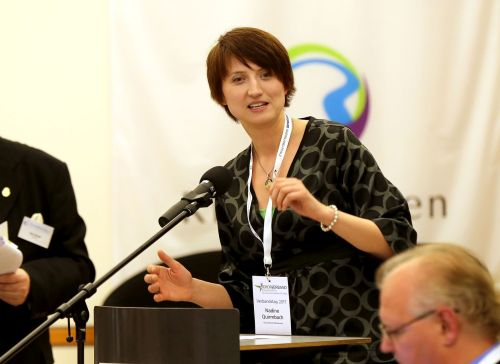 Nadine Quirmbach