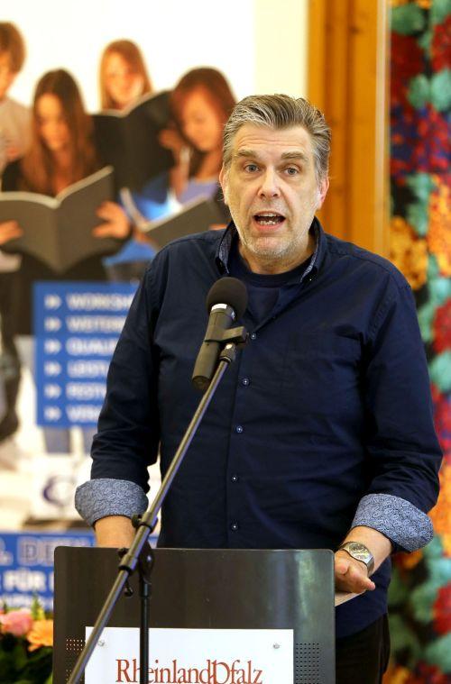 Medienreferent Dieter Meyer