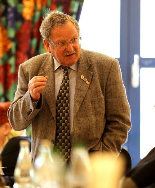 Regionalvorsitzender Peter Weiler