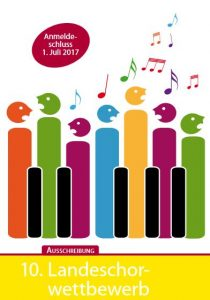 Titelbild Landeschorwettbewerb