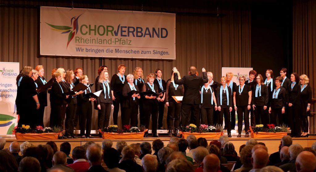 Frauenchor des GV Cäcilia Ruppach-Goldhausen